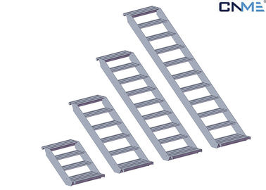 China Lightweight Shoring Scaffolding Systems Aluminum ladder High Strong Light Weight factory
