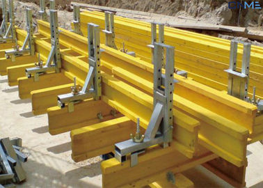 Steel Concrete Formwork Accessories Beam Clamp , Concrete Formwork Products