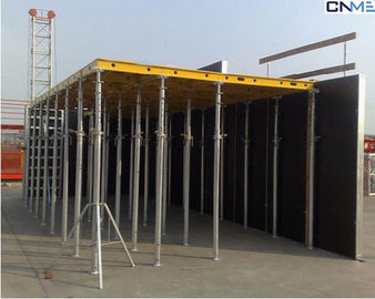 China High Capacity Scaffolding Steel Prop , Adjustable Props Heavy Duty 30KN Loading factory