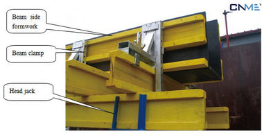 Concrete Slab Formwork Flxible Beam Clamp Concrete Formwork Accessories