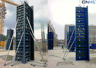 120 Adjustable Steel Column Formwork , Circular Formwork Systems C-SF120