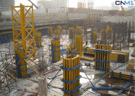 Easy Operation Circular Formwork Columns , Shuttering For Concrete Beams And Columns