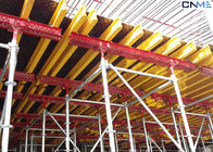 Simple / Fast Work Slab Formwork Systems High Load Bearing Scaffolding S-TS