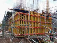 Custom High Security H20 Timber Beam Wall Formwork System for Straight Concrete Wall