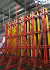 Easy Assemble Wall Formwork System With Steel Walers And Wood Girder H20