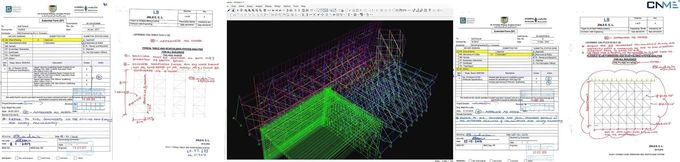 Slab Formwork Design Calculation / Formwork Design Example Stability Analysis