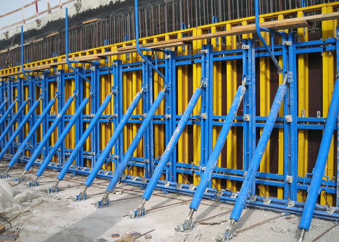 Engineered Formwork System , Climbing Scaffolding System Unique Design