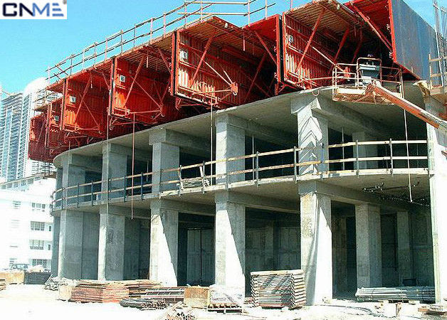 Economic  Tunnel Formwork System Modular Size / Specific Project Design
