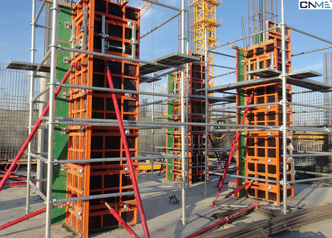 Customized Concrete Column Formwork For Beams Columns And Slabs C-SF65