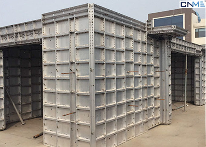 Professional Aluminium Formwork System Formwork For Concrete Structures